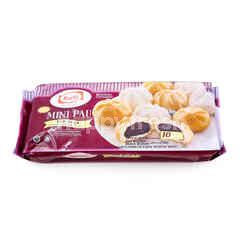 Kart's Red Bean Mini Pau (10 Pieces)