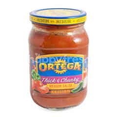 Ortega Thick and Chunky Medium Salsa