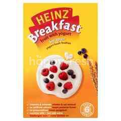 Heinz 4+ Months Fruit & Yogurt Cereal