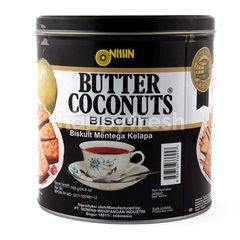 Nissin Butter Coconuts Biscuits