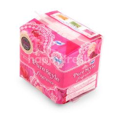Charm Pure Style Fragrance Sweet Rose (20 sheets)