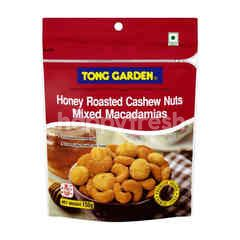 Tong Garden Honey Roasted Cashew Nuts Mixed Macadamias
