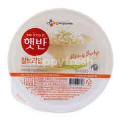 Cheil Jedang Rice & Barley
