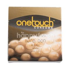 One Touch Maxx Dot Condom Siz 52 mm