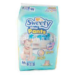Sweety Fit Pantz Crawler Baby Size M