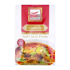 Mae Supen Pasta Kari Merah