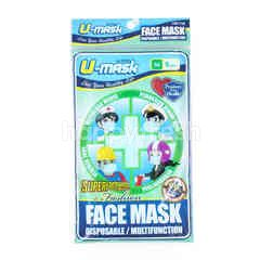 U-mask Superperformance Fashion Face Mask
