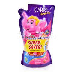 Carrie Junior Cheeky Cherry Baby Hair & Body Wash (2 Packs)