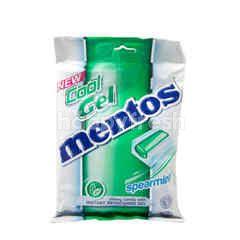 MENTOS Cool Gel Permen Lunak Spearmint
