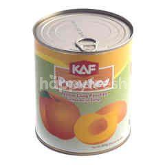 KAF Canned Peaches