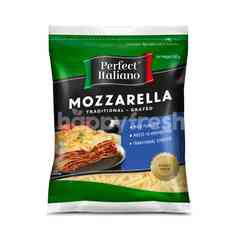 Perfect Italiano Mozzarella Traditional - Grated Cheese