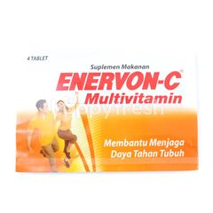Enervon-C Food Suplements Multivitamin