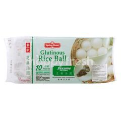 Spring Home Sesame Paste Glutinous Rice Ball