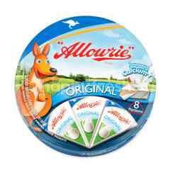 Allowrie Original Triangle Snack Cheese