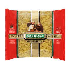 San Remo Small Shells Pasta