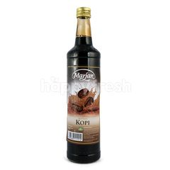 Marjan Boudoin Coffee Syrup