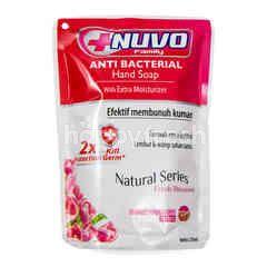 Nuvo Family Anti Bacterial Hand Soap Fresh Blossom
