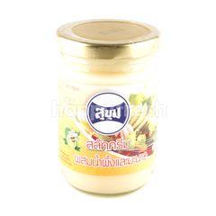 สุขุม สลัดครีมผสมน้ำผึ้งและมะนาว