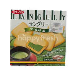 Mr. Ito Languly Matcha Cream Sandwich Cookies