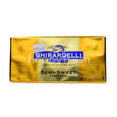 GHIRARDELLI CHOCOLATE Semi-Sweet Chocolate Baking Bar