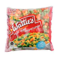 Watties Frozen Mixed Vages