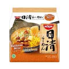 Nissin Hokkaido Miso Japanese Ramen