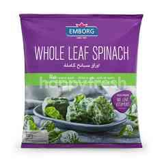 Emborg Whole Leaf Spinach