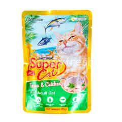 Best In Show Supercat Adult Cat Tuna & Chicken