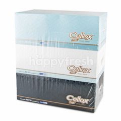 Cellox Purify Face Tissue Box (3 Boxes)