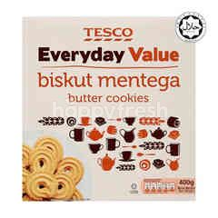 Tesco Butter Cookies