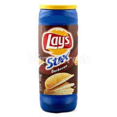 Lay's Stax Barbecue