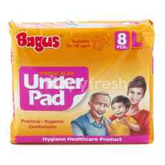 Bagus Under Pad for All Ages Size L (8 pieces)