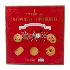 Imperial Danish Style Butter Cookies