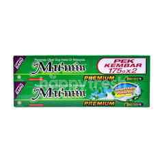 Mumin Twin Pack Toothpaste