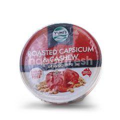 Yumi's Classic Dips Roasted Capsicum & Cashew
