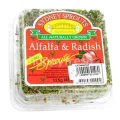 Sydney Sprouts Alfalfa & Lobak