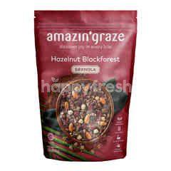AMAZIN' GRAZE Hazelnut Blackforest Granola