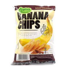 Everything Banana Banana Cips Sugar Cinnamon