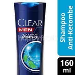 Clear Men Cool Sport Menthol Shampoo 160