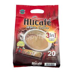 Power Root Alicafe White Coffee 3 In 1 Premix Coffee (30 Sachets)