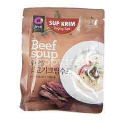 Chung Jung Won Beef Soup