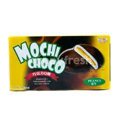 Royal Family Mochi Cokelat Kacang