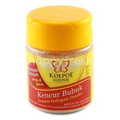 Koepoe Koepoe Kencur Bubuk
