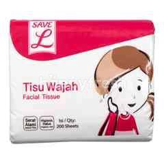 Choice L Save Facial Tissue (200 sheets)