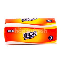 Nice Facial Tissue (250 sheets)