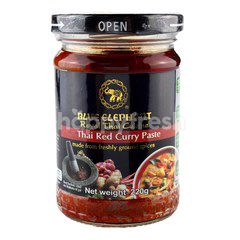 Blue Elephant Thai Red Curry Paste