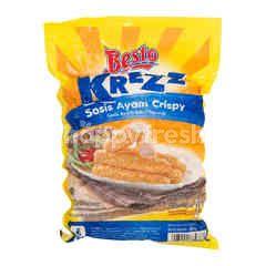 Besto Sosis Ayam Krezz Crispy