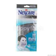3M Nexcare Carbon Face Mask (3 Pieces)