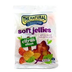 THE NATURAL Soft Jellies Citrus Slices