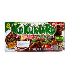 House Foods Kokumaro Saus Kari Instan Pedas Sedang